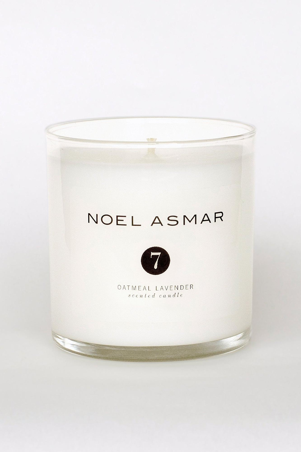 NOEL ASMAR COLLECTIONS Lavender Oatmeal Candle - Main Image