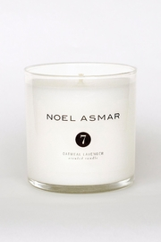 NOEL ASMAR COLLECTIONS Lavender Oatmeal Candle - Product Mini Image