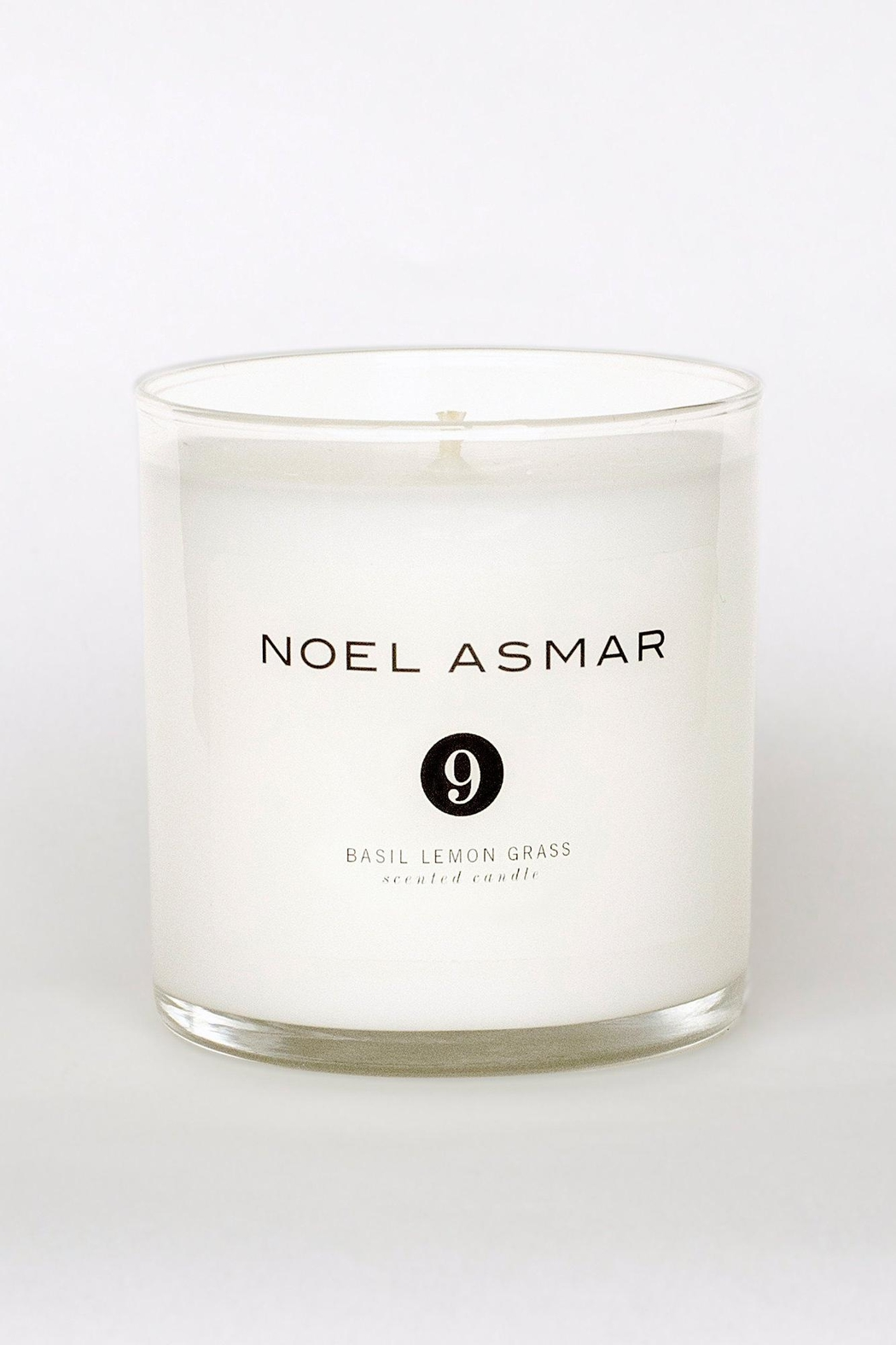 NOEL ASMAR COLLECTIONS Lemon Basil Candle - Front Cropped Image