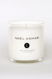 NOEL ASMAR COLLECTIONS Sugar-Coated Lemon Candle - Front cropped