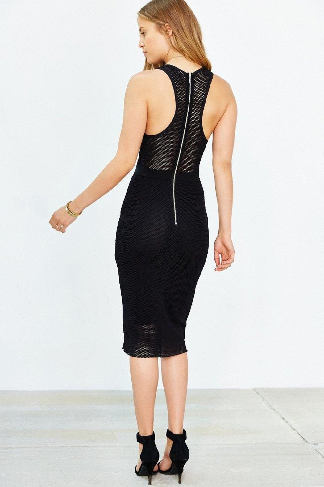 bec & bridge Noir Dress - Front Full Image