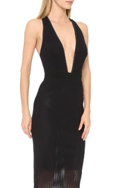 bec & bridge Noir Dress - Side cropped