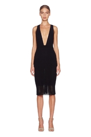 bec & bridge Noir Dress - Front cropped