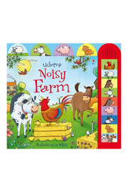 Usborne Noisy Farm - Front cropped