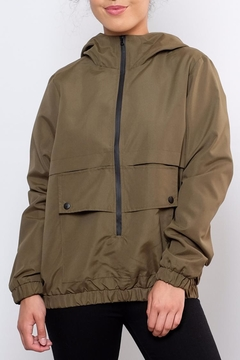 Shoptiques Product: Hooded Anorak