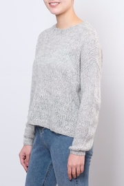 Noisy May Janis Knit Pullover Top - Front full body