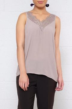 Shoptiques Product: Lace Trim Tank
