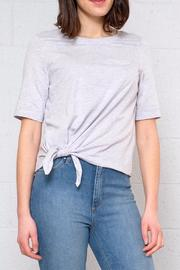 Noisy May Side Tie Top - Product Mini Image