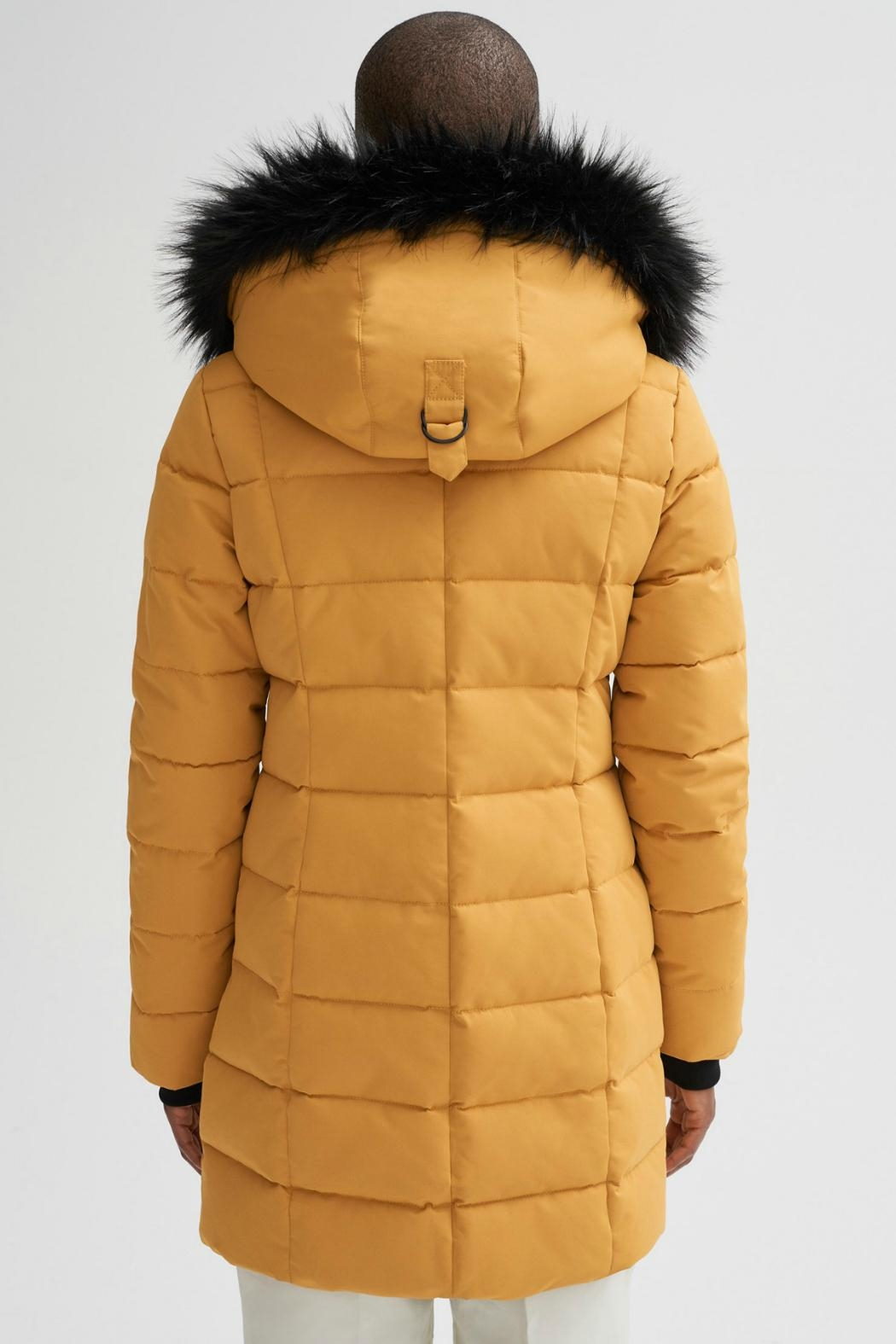 Noize Hailey Heavyweight Parka - Side Cropped Image