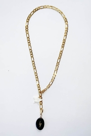 Aioty Nolita Necklace Black - Product Mini Image