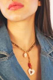 Aioty Nolita Necklace Shell - Back cropped