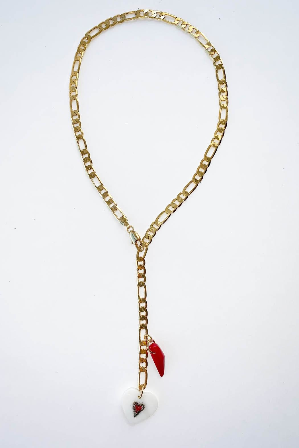 Aioty Nolita Necklace Shell - Front Cropped Image