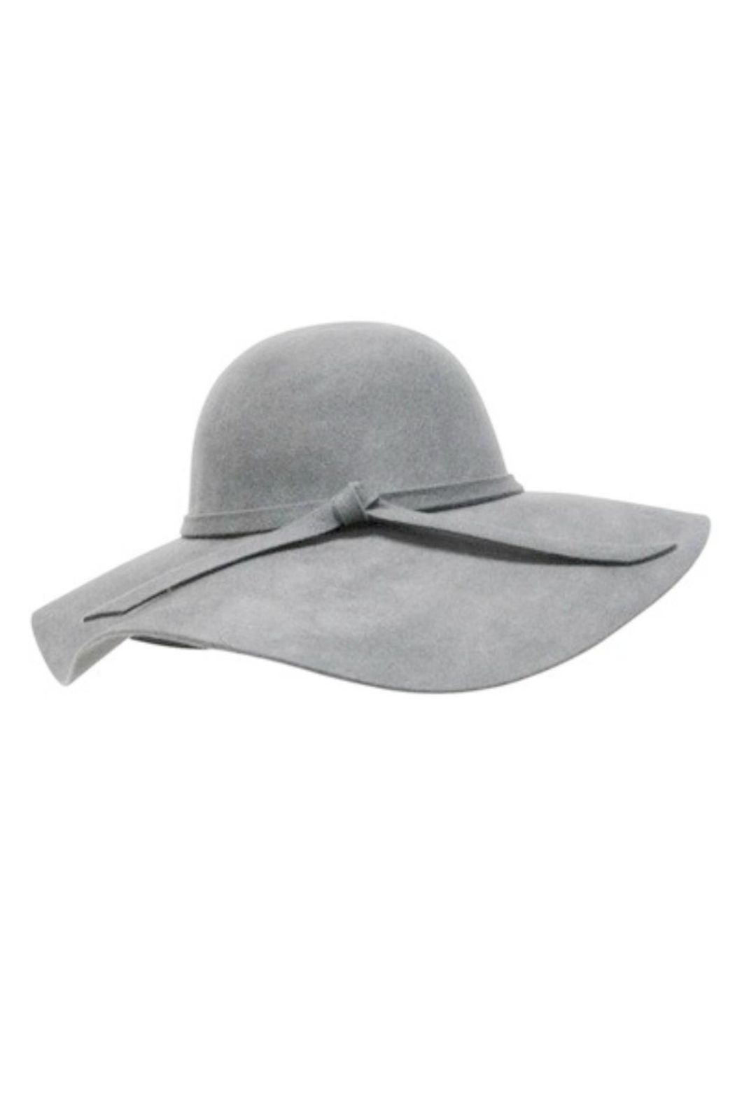 200ab1da0 Nollia Grey Floppy Hat from San Diego by BRANDED — Shoptiques