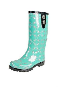 Nomad Footwear Green Rain Boots - Product List Image