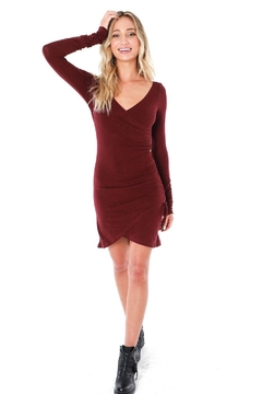Nomad Hempwear Bamboo Fall Dres - Product List Image