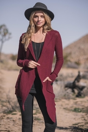 Nomad Hempwear Hemp Fall Cardigan - Product Mini Image