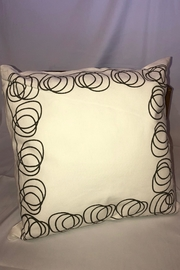 NONE Indoor/outdoor Throw Pillow - Product Mini Image