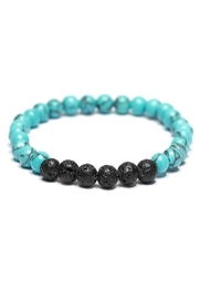 NONE Turquoise Diffuser Bracelet - Product Mini Image