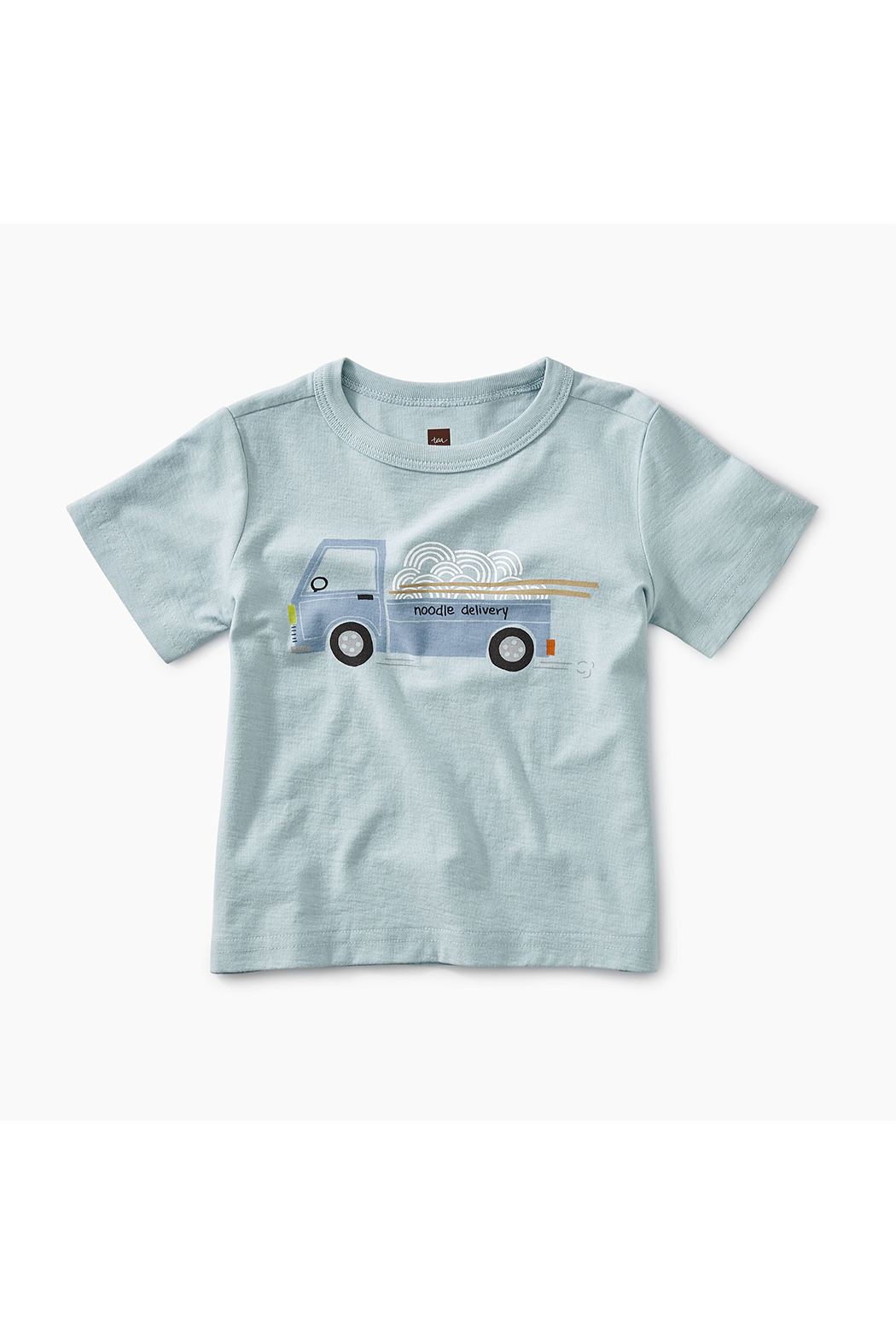 Tea Collection Noodle Truck Baby Graphic Tee - Main Image
