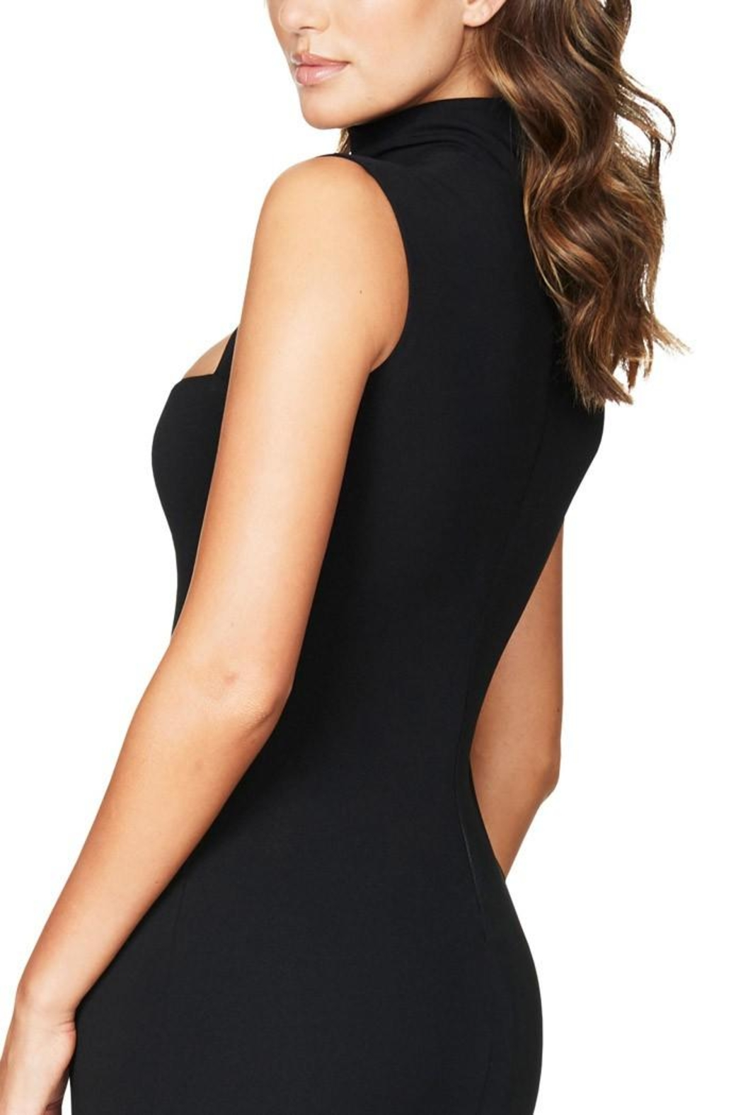 Nookie Manhattan Midi Dress - Side Cropped Image