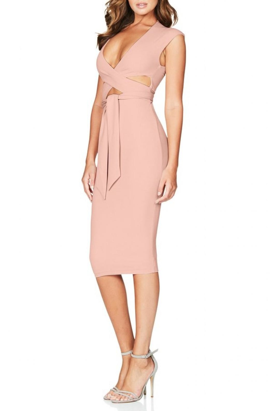 Nookie Miami Midi Dress - Main Image