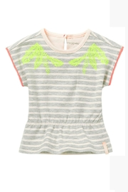 Noppies Striped Short Sleeved Top - Product Mini Image