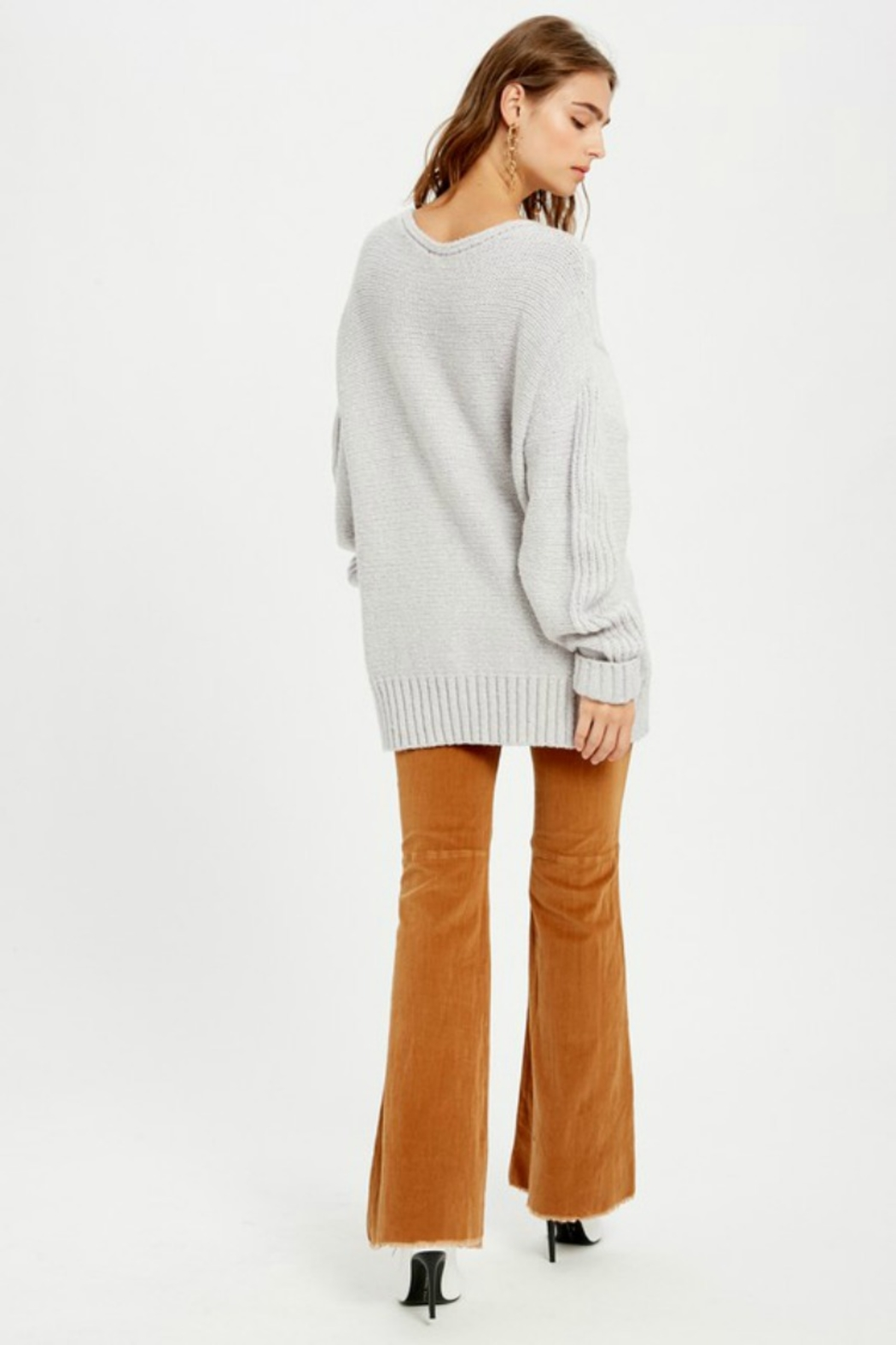 Wishlist NORA SWEATER - Side Cropped Image