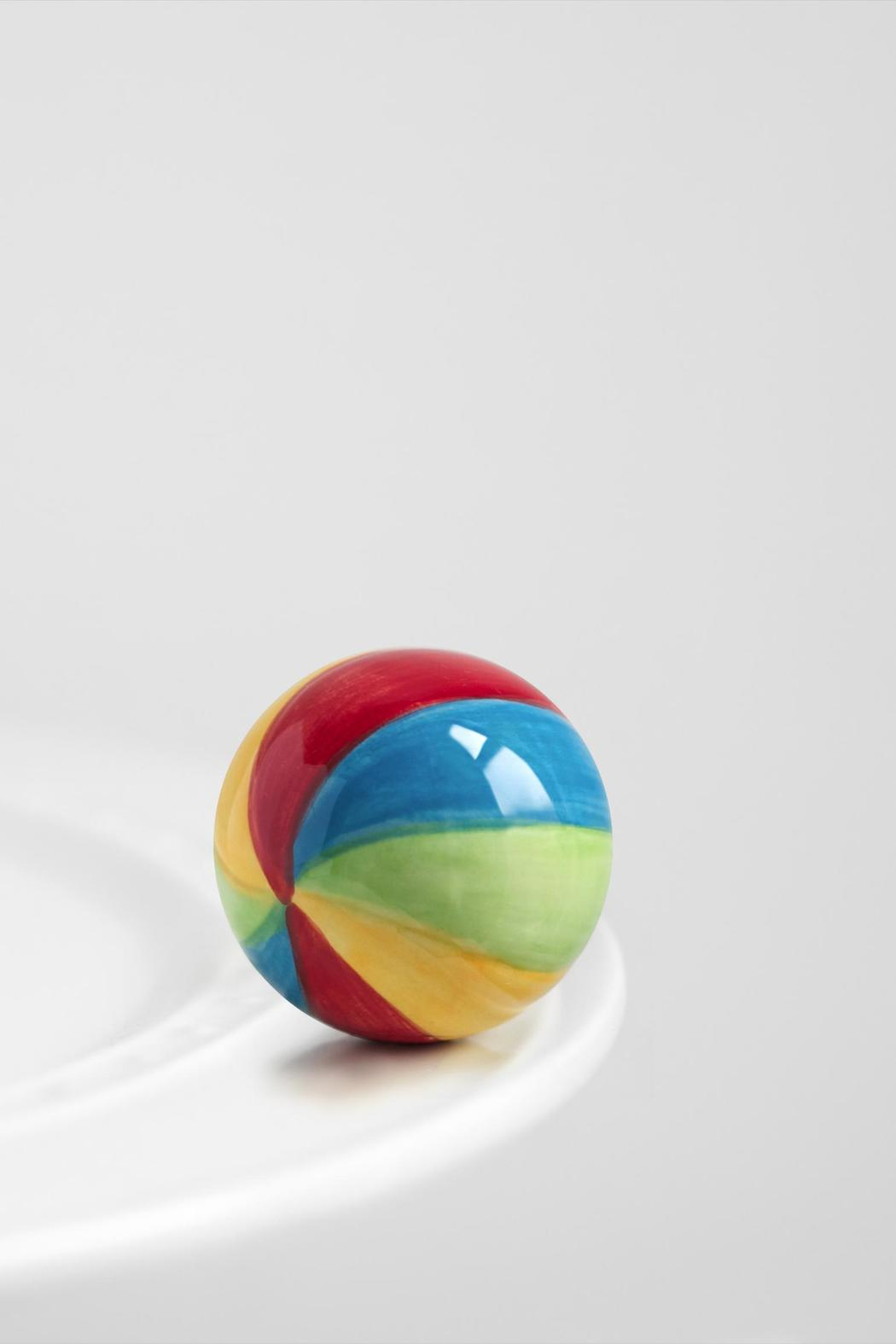 Nora Fleming Beach Ball Mini - Front Full Image
