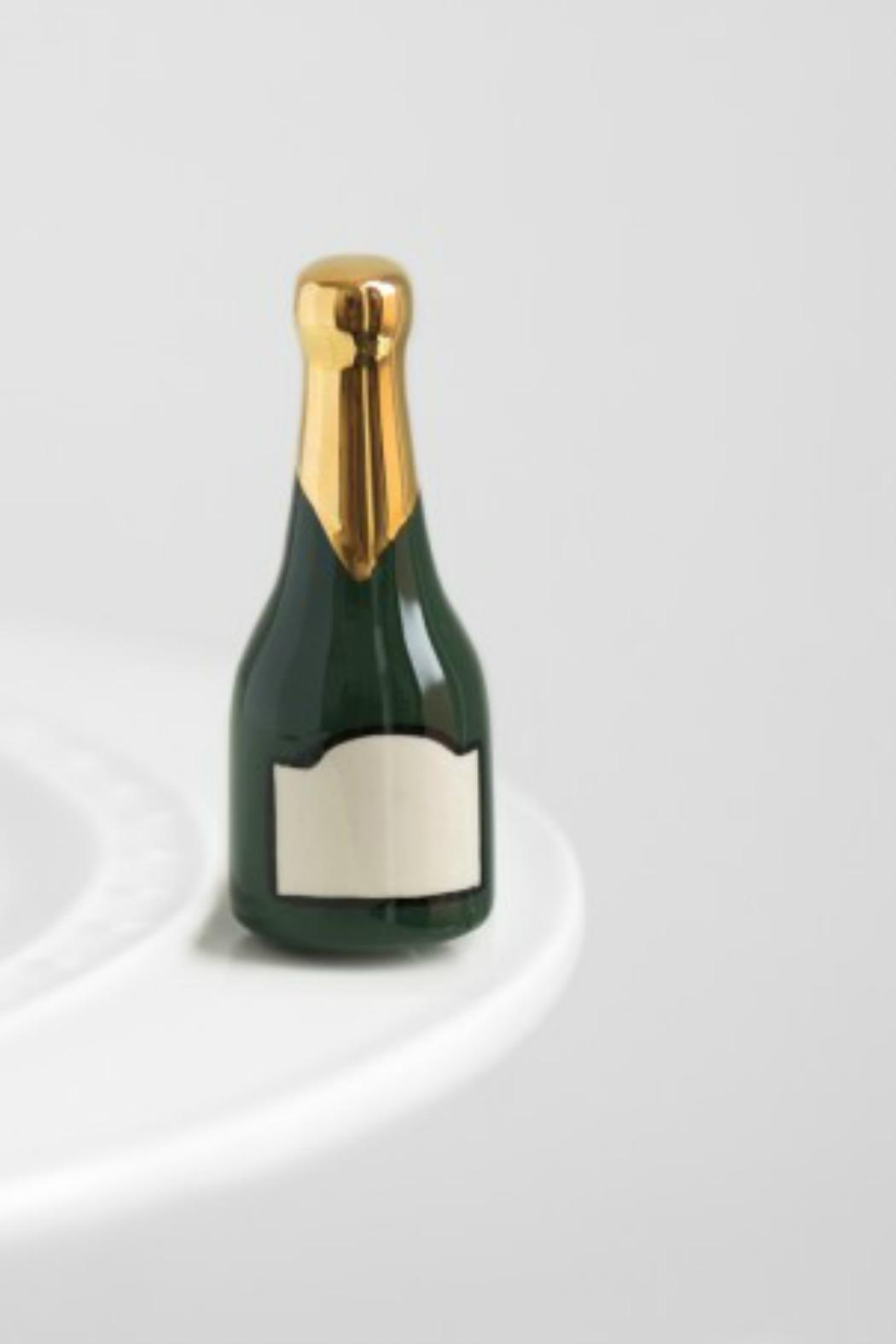 Nora Fleming Champagne Celebration Mini - Front Cropped Image