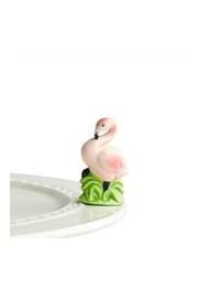 Nora Fleming Flamingo Mini - Product Mini Image