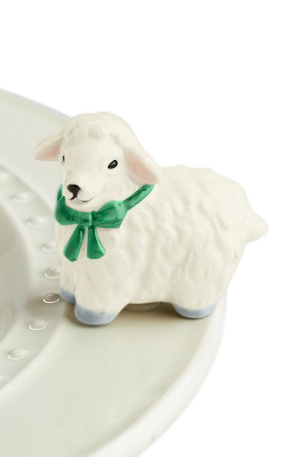 Nora Fleming Little Lamb Mini - Front Cropped Image