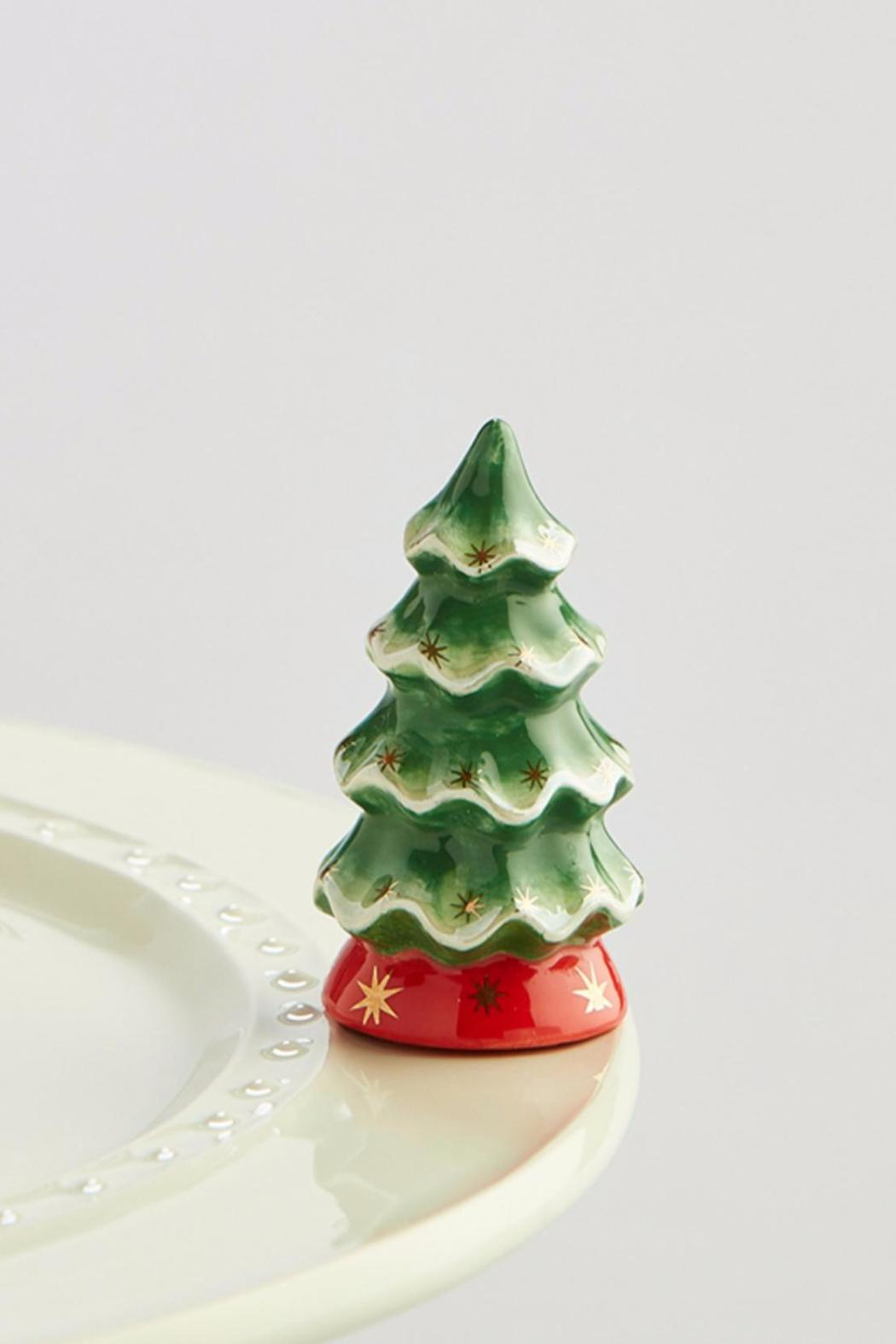 Nora Fleming Christmas Tree Mini - Front Full Image