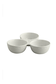 Nora Fleming Triple Dish - Product Mini Image
