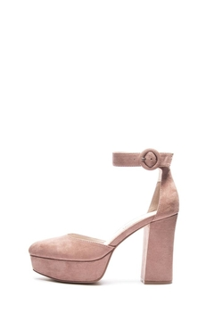 Chinese Laundry Norie Suede Heel - Product List Image