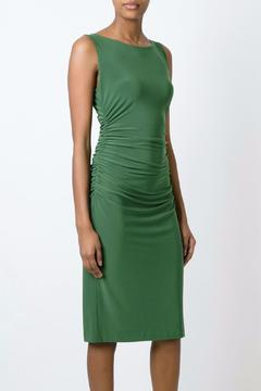 Norma Kamali  Ruched Dress - Product List Image