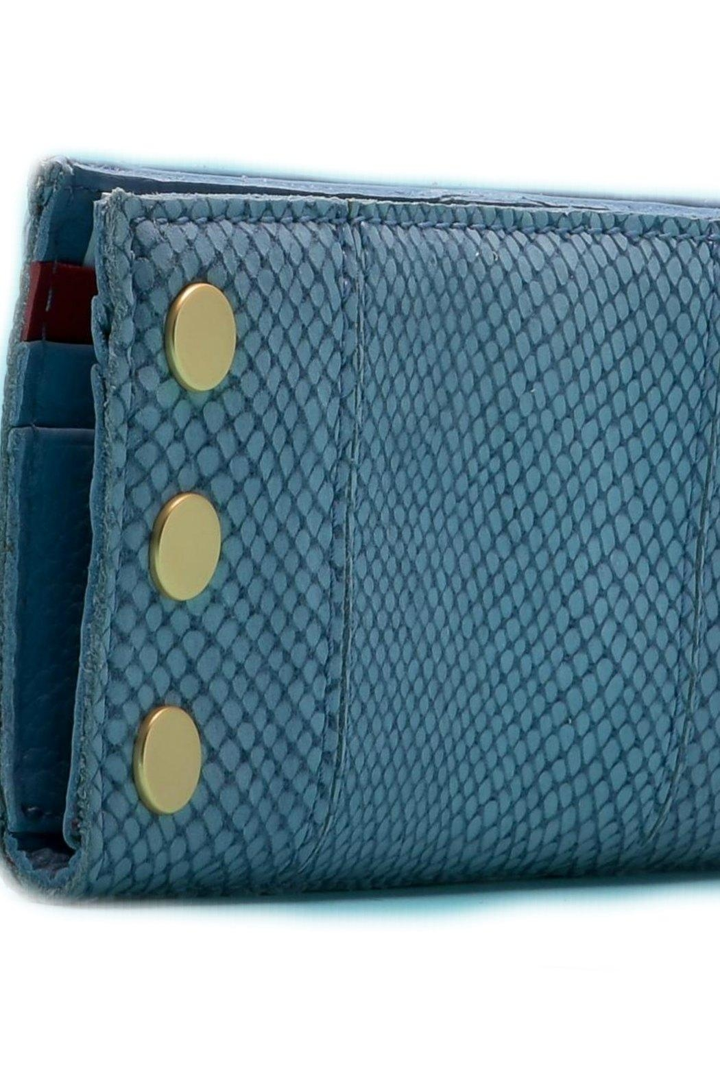 Hammitt Los Angeles North Leather Wallet - Front Full Image