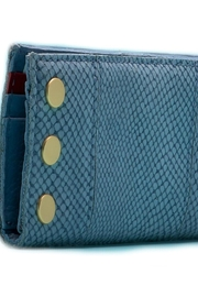 Hammitt Los Angeles North Leather Wallet - Front full body