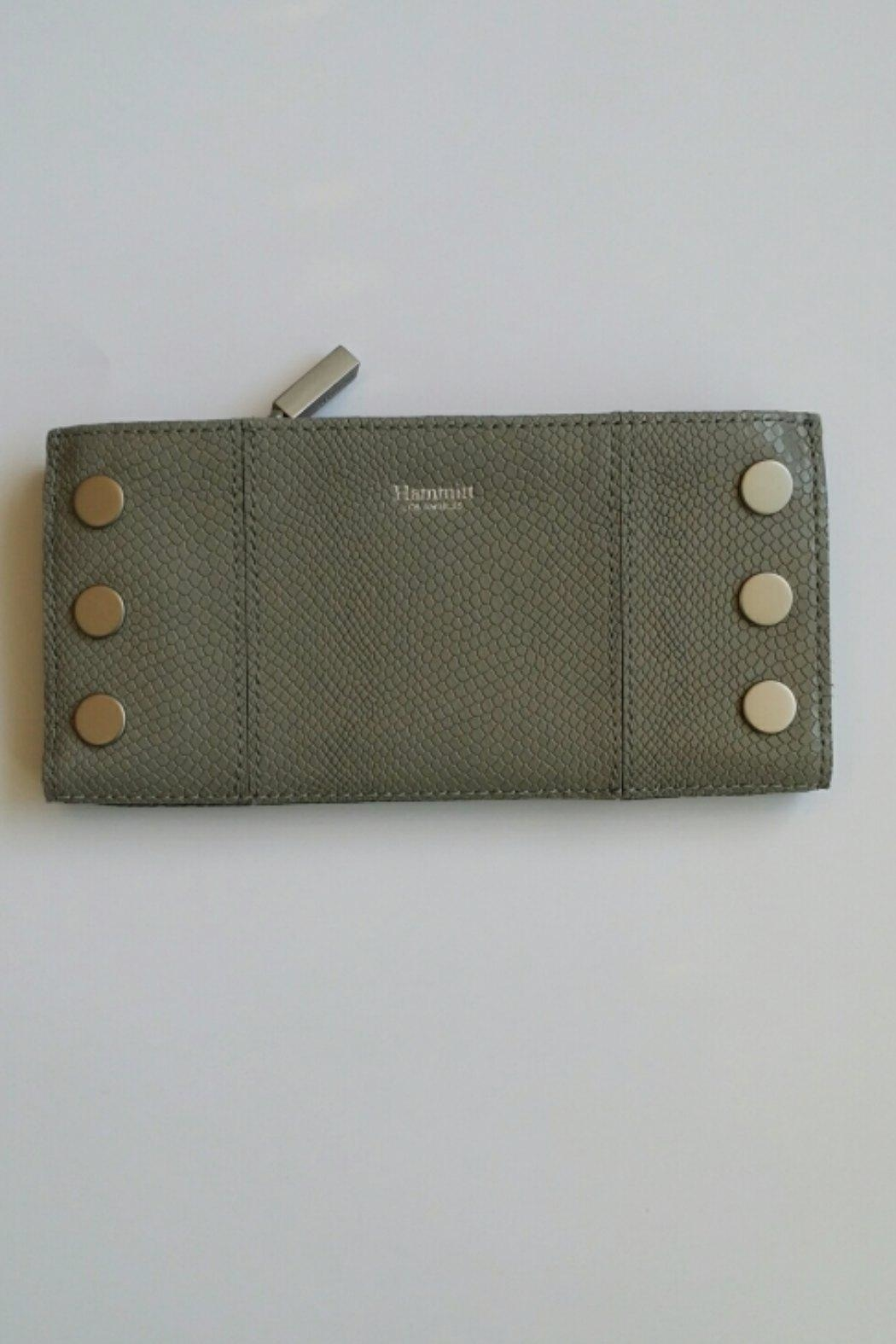 Hammitt Los Angeles North Leather Wallet - Front Cropped Image