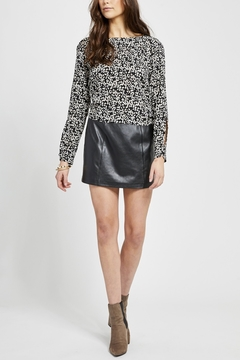 Gentle Fawn North Tie Back Blouse - Product List Image