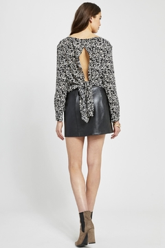 Gentle Fawn North Tie Back Blouse - Alternate List Image
