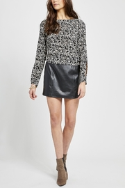 Gentle Fawn North Tie Back Blouse - Product Mini Image