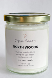 Lyn -Maree's North Woods Candle - Product Mini Image