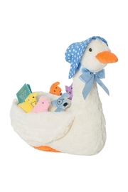 North American Bear Company Nursery Verse Goose - Front cropped