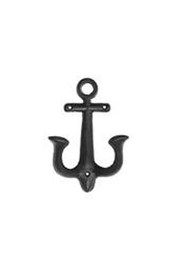 North American Country Home Anchor Hook - Front cropped