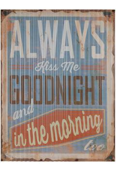 Shoptiques Product: Always Metal Sign