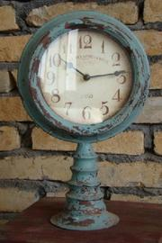 North American Country Home Vintage Mantle Clock - Product Mini Image