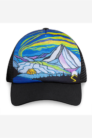 Sunday Afternoons Northern Lights Trucker Hat - Product Mini Image