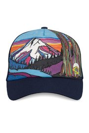 Sunday Afternoons Mountain Trucker Hat - Product Mini Image