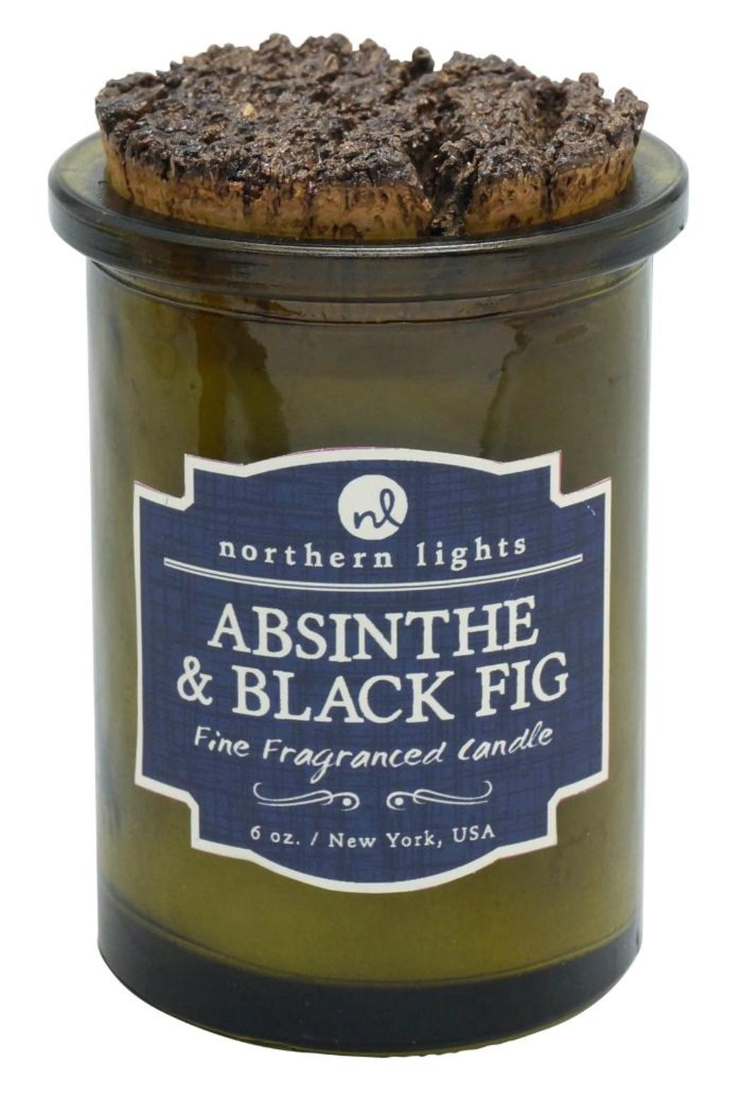 Northern Lights Bar Candle Absinthe-Fig - Main Image
