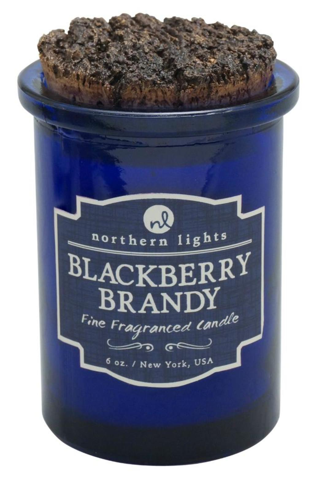 Northern Lights Bar Candle Blackberry-Brandy - Main Image